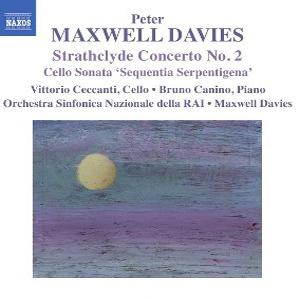 Maxwell Davies - Cello concerto