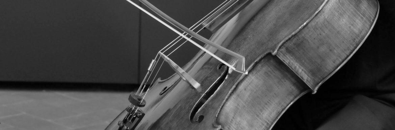 Cello Header bw